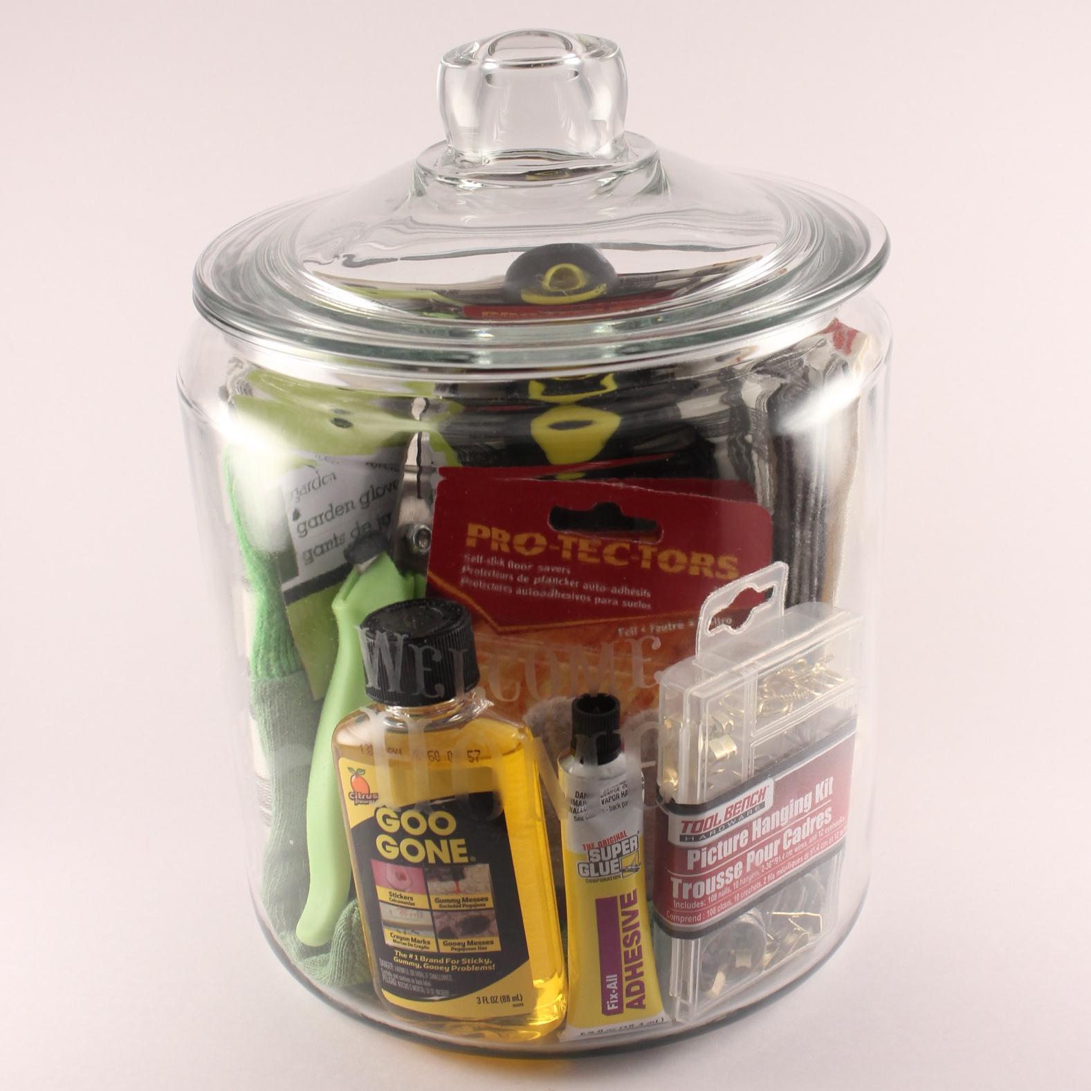 Housewarming Gift Idea {Welcome Home Jar} | Dana Renee Style