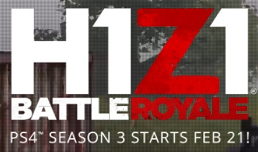 Gaming: H1Z1: Battle Royale - Season 3 Trailer | PS4