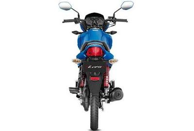 Honda Livo Rear view Image