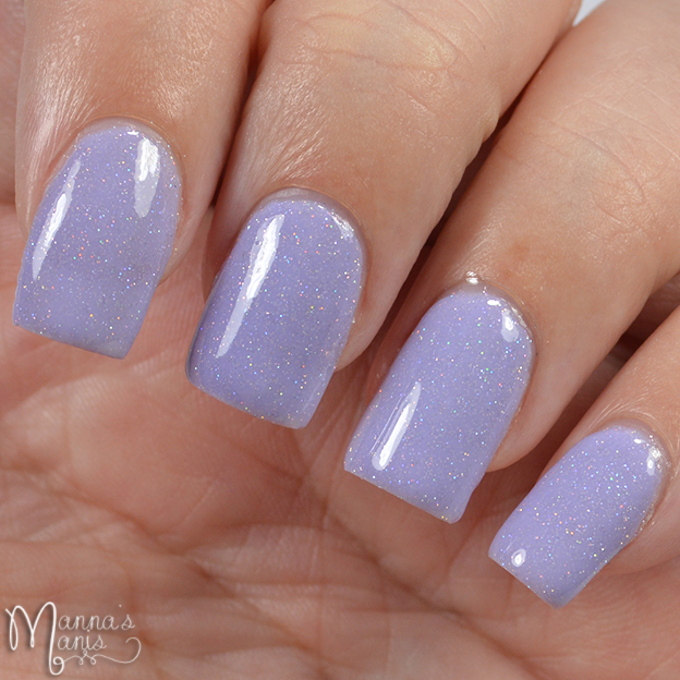 The Color Box: Purple ALL The Things - Manna\'s Manis