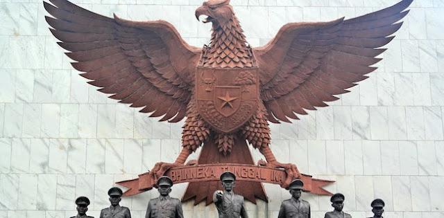 Kesaktian Pancasila Hari Keberhasilan Indonesia Lepas Dari Ideologi Komunis