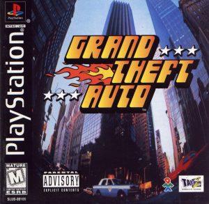 Download Grand Theft Auto 1/ Gta 1 - Torrent (Ps1)