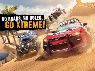 Download Game Asphalt Xtreme APK v1.0.8a Update Terbaru 4 November 2016