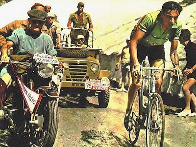 hub 'n ride: 1952 Tour De Fran...