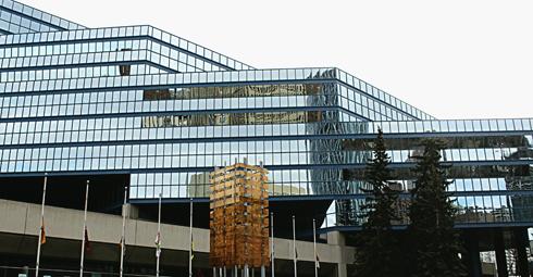 city hall calgary alberta