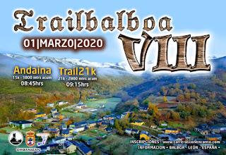 Trail Balboa 2020