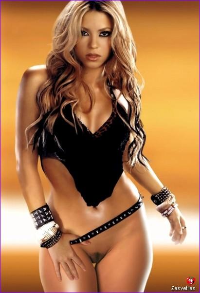 Шакира скандальные фото