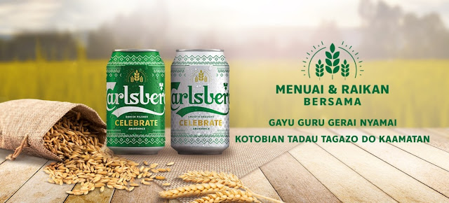 """Carlsberg Lifted The Spirits Of Close to 500 Winners From Its """"CELEBRATE Abundance Harvest Campaign"""""""