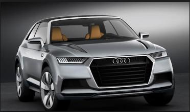 2018 Audi Q9 Redesign