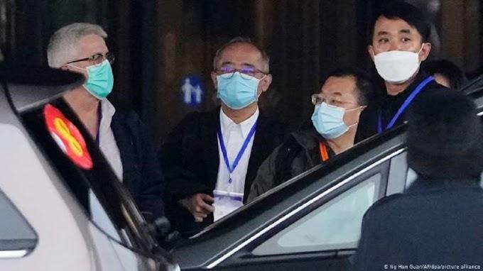 Missão da OMS visita mercado em Wuhan onde teria surgido covid-19