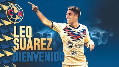 El Club América ficha a Leonardo Suárez del Villarreal
