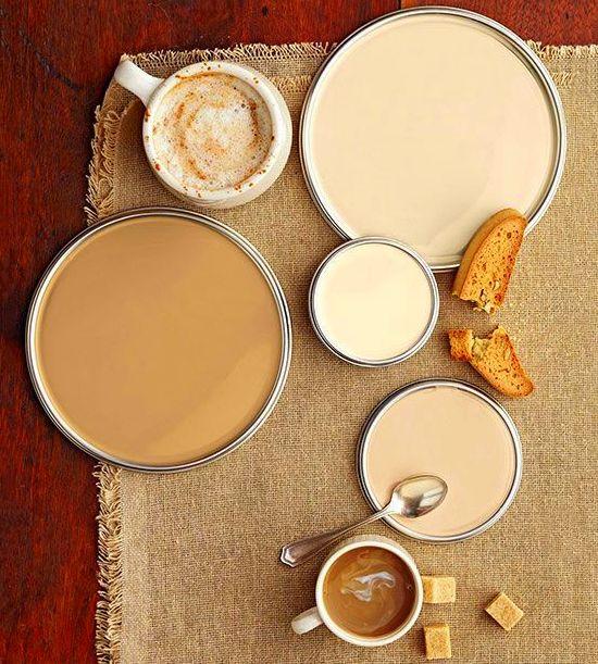 100+ Διακοσμητικοί συνδυασμοί σε Μπεζ-Καφέ