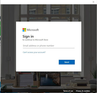 windows store me sign up kaise kare