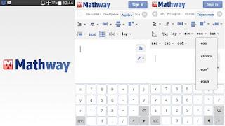 Aplikasi Android Untuk Pembelajaran Matematika