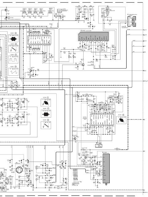 Master Electronics Repair !: JVC AV 20D303