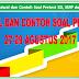 Download Jadwal dan Contoh Soal Pretest SD, SMP dan SMA 2017