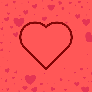 How to create 3D heart frame in Canva ?