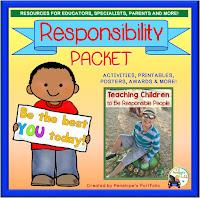 https://www.teacherspayteachers.com/Product/Responsibility-Packet-Character-Education-1970865