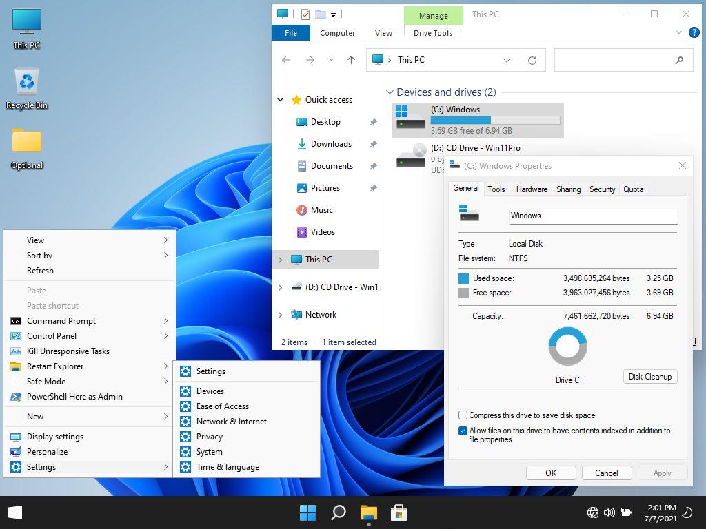 Download windows 11 - FBConan's Windows 11 Pro CompactLite (22000.51).iso