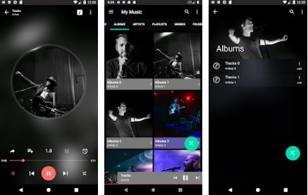 ET Music Player paid apk