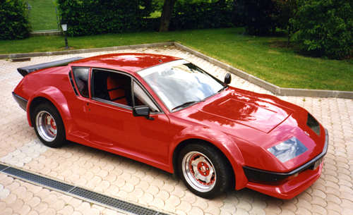 topcars historia del renault alpine a310. Black Bedroom Furniture Sets. Home Design Ideas