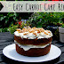 Carrot Cake Recipe - Kenwood KMix Review