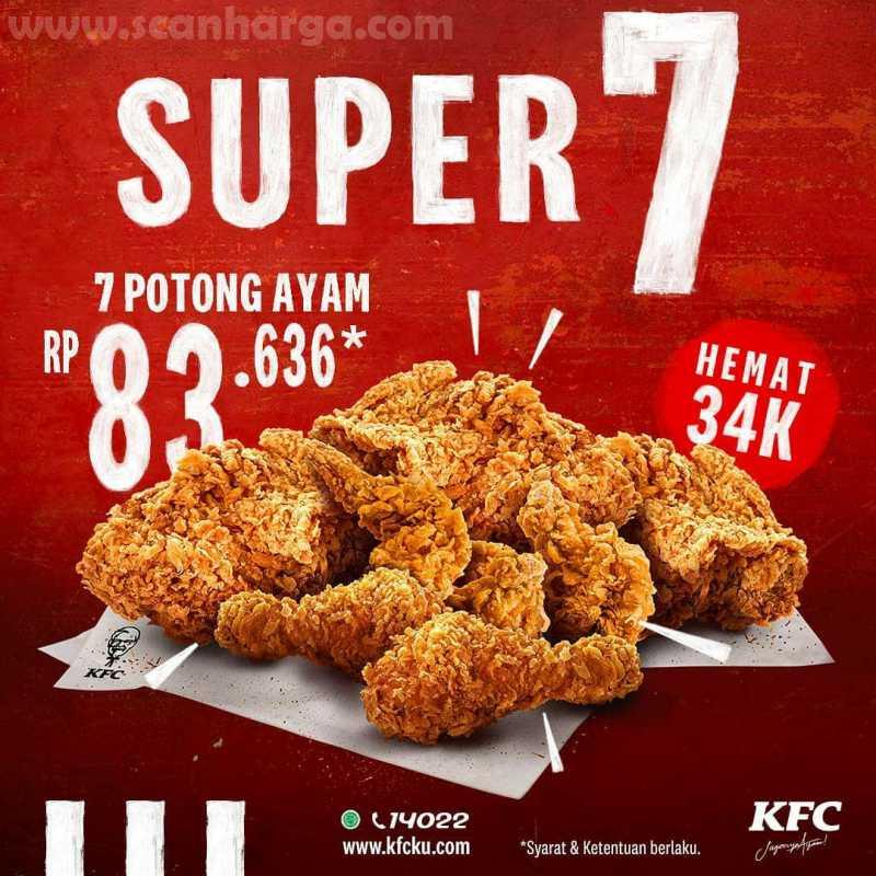 24 Promo KFC Agustus 2020 Terbaru dan Populer - scanharga ...