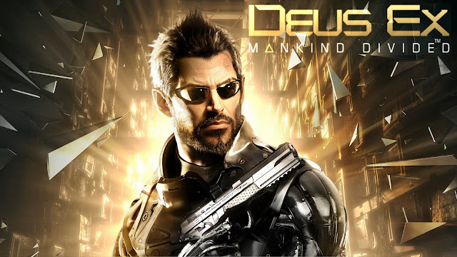 Película Deus Ex Mankind Divided