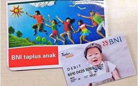Solusi Kartu Debit BNI Taplus Anak hilang atau Rusak