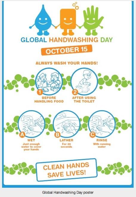 Global Handwashing Day Wishes Images