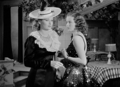 Dance, Girl, Dance - Maureen O'Hara and Lucille Ball