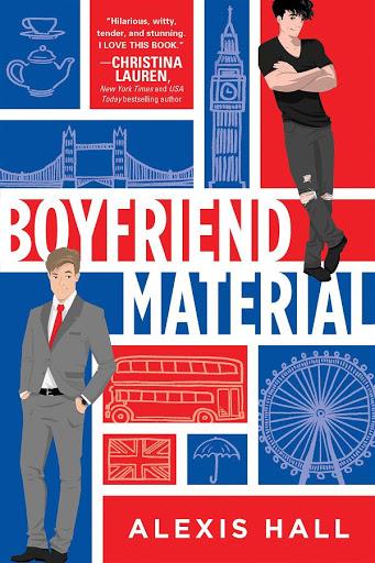 Boyfriend material   Alexis Hall