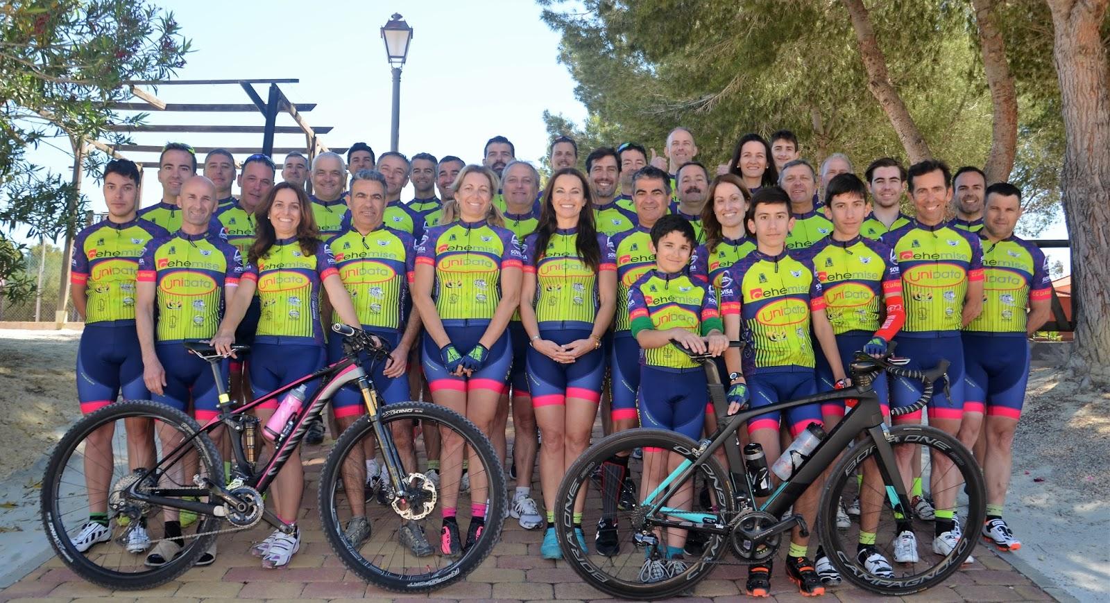 Club Ciclista La Alcayna-Altorreal. Molina de Segura (Murcia ...