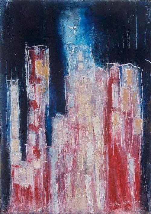 Artiste peintre suisse contemporain