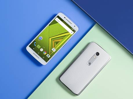Motorola launches Moto X Play in India at an aggressive price of Rs. 18499 for 16 GB variant
