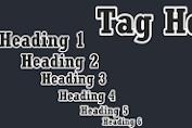 Pentingnya penggunaan Tag Heading dalam sebuah Blog