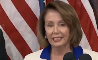 Pelosi brain freeze: Confused about time of day, botches name of own guest