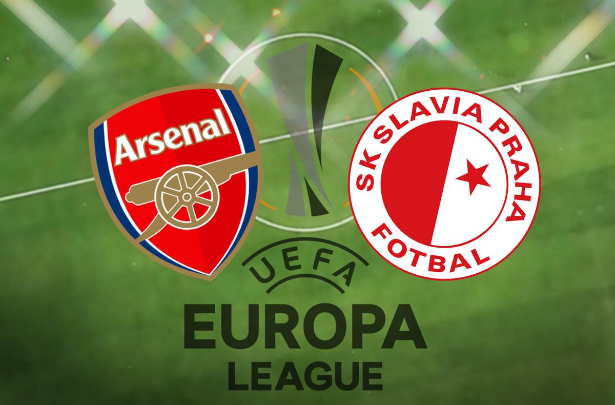 موعد مباراة أرسنال ضد سلافيا براج والقنوات الناقلة في الدوري الأوروبي