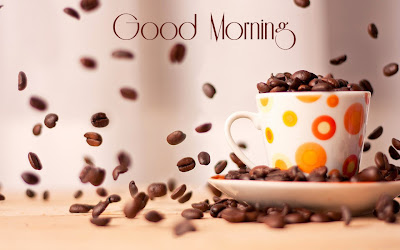 Good Morning  Coffee HD Wallpaper