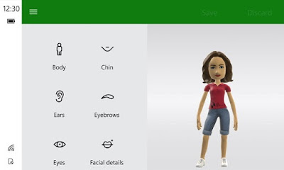 Microsoft launches Xbox Avatars app for Windows 10 Mobile