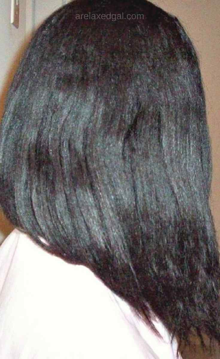 5 Ways To Avoid Relaxed Hair Breakage A Relaxed Gal