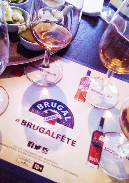 #Vendredijoyeux #Brugalenfête - À la découverte de Brugal