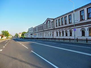 Пинск. Улица Брестская