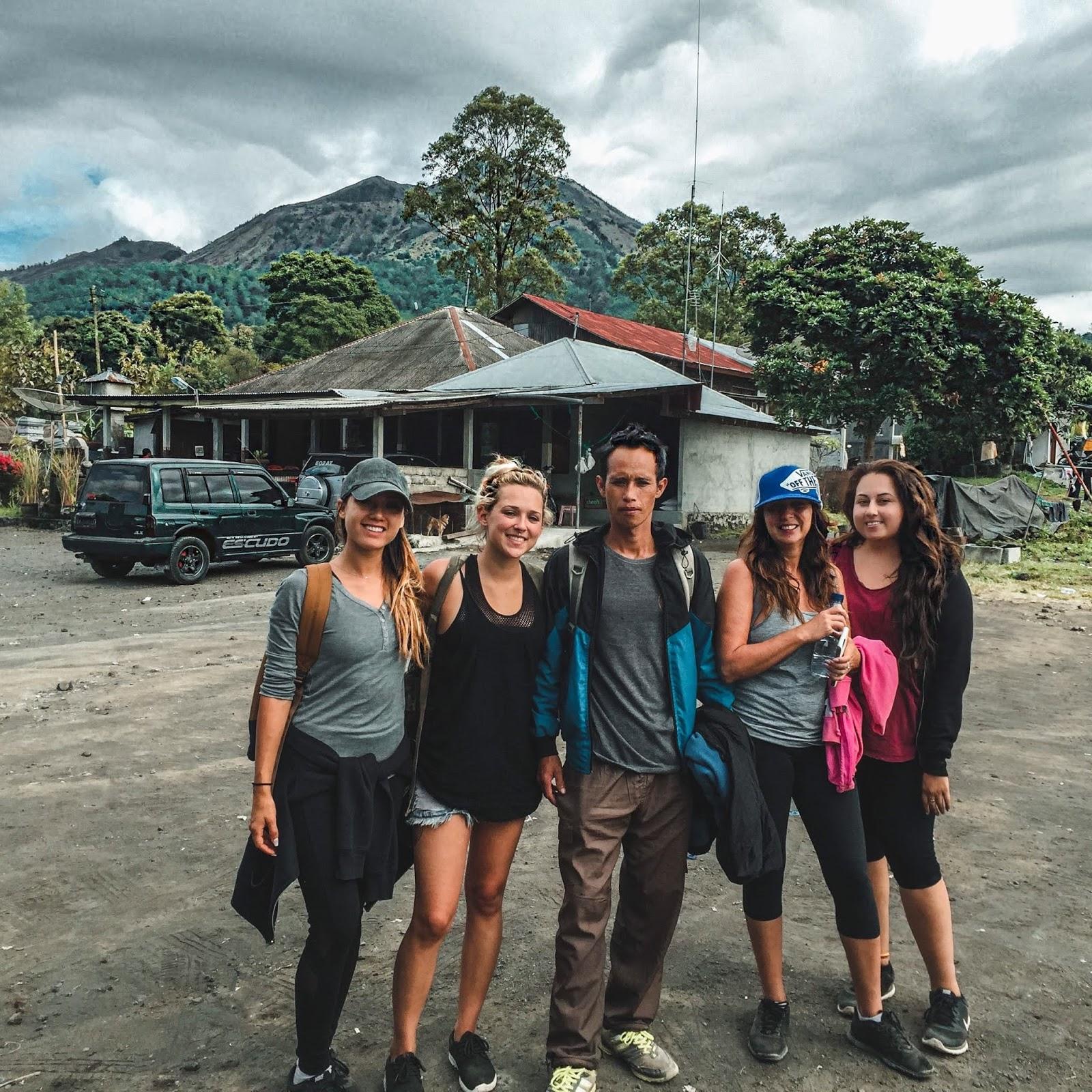 Mt. Batur Sunrise Trek Bali, Indonesia