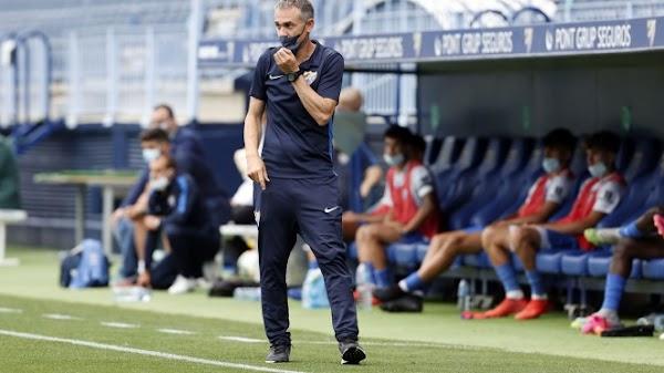"""Nacho - Málaga Juvenil DH -: """"La temporada ha sido de diez"""""""