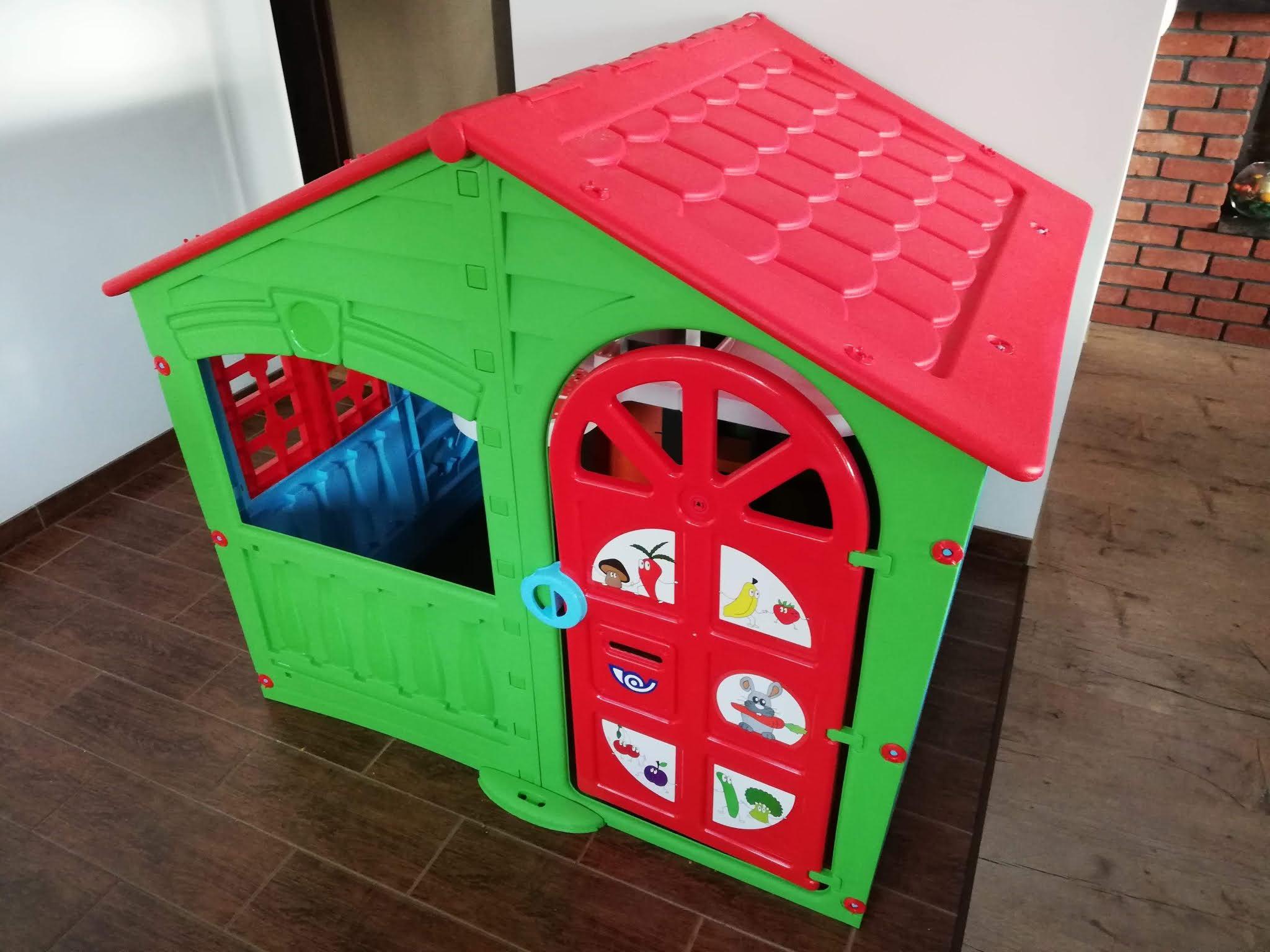 Domek ogrodowy dla dziecka