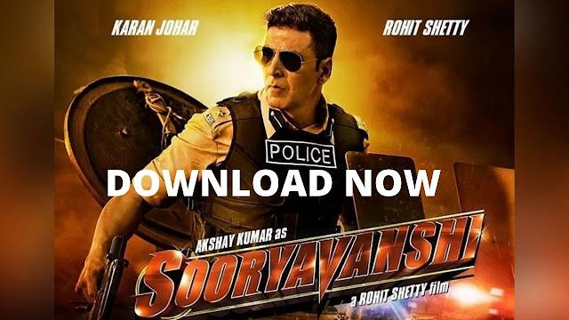 Sooryavanshi (2021) Full Movie Download Watch Online [480p, 720p] Filmywap