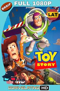 Toy Story (1995) BRRip 1080p Latino MKV