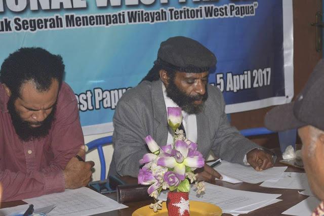 Buchtar Tabuni: Serahkan Hak Politik Rakyat Papua Kepada ULMWP