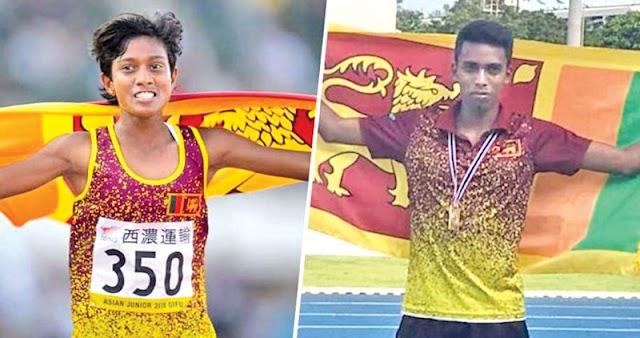 இளையோர் ஒலிம்பிக் போட்டிகள்: இலங்கையிலிருந்து இரு வீரர்கள் தெரிவு